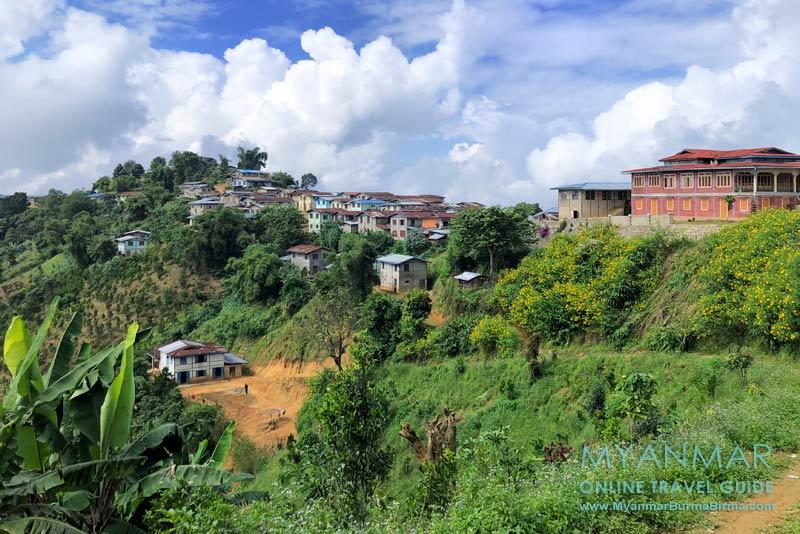 Myanmar: Touren rund um Kalaw zum View Point