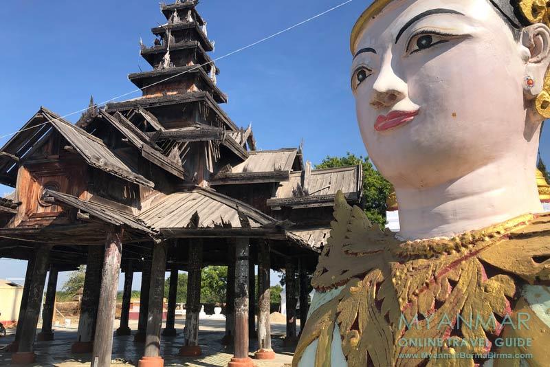 Myanmar Reisetipps | Sale | Pagode De Ke Lae