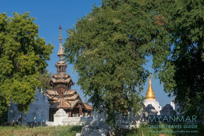 Myanmar Reisetipps | Sale | Pagoden, Tempel und Klöster sind allgegenwärtig