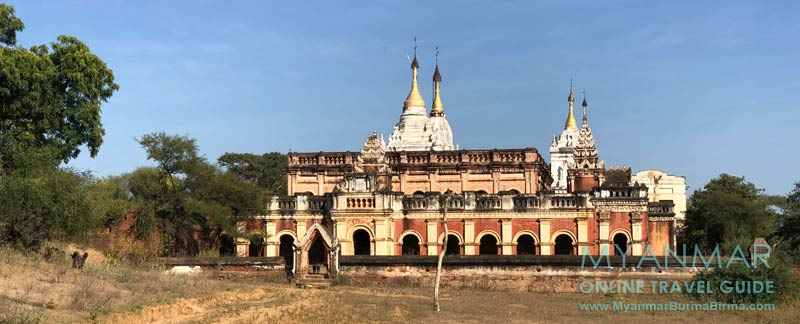 Myanmar Reisetipps | Sale | Größter Pagodenkomplex in Pakhan Nge
