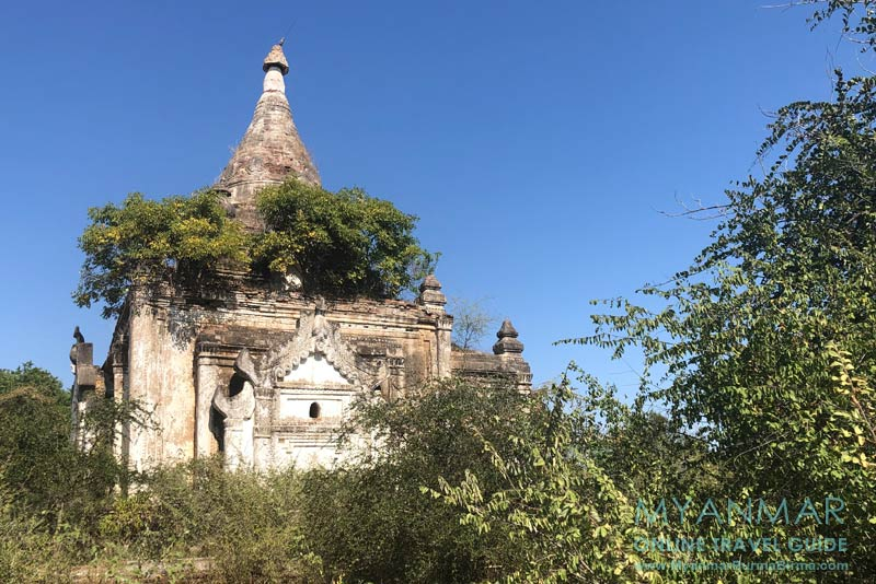 Myanmar Reisetipps | Sale | Pagode in Pakhan Nge