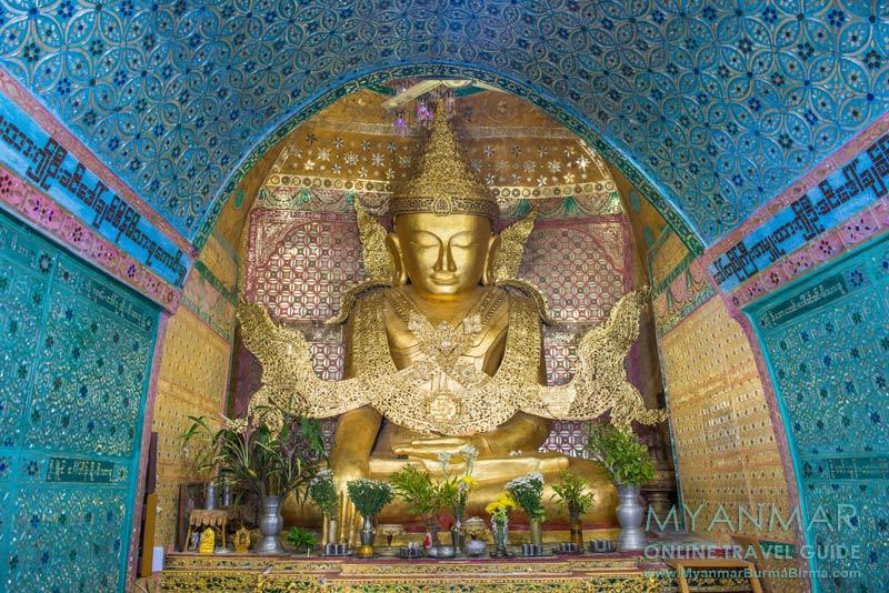 Myanmar Reisetipps | Sale | Maha Myat Muni Rakhine Pagode