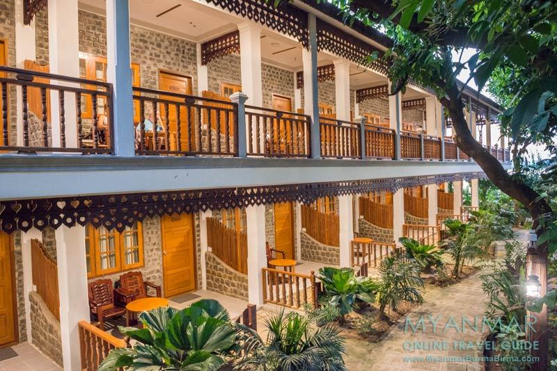 Myanmar Reisetipps | Sale | Salay River View Inn