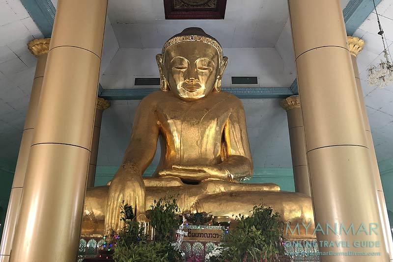 Myanmar Reisetipps | Sale | Pagode Shin Bin Maha Laba Man