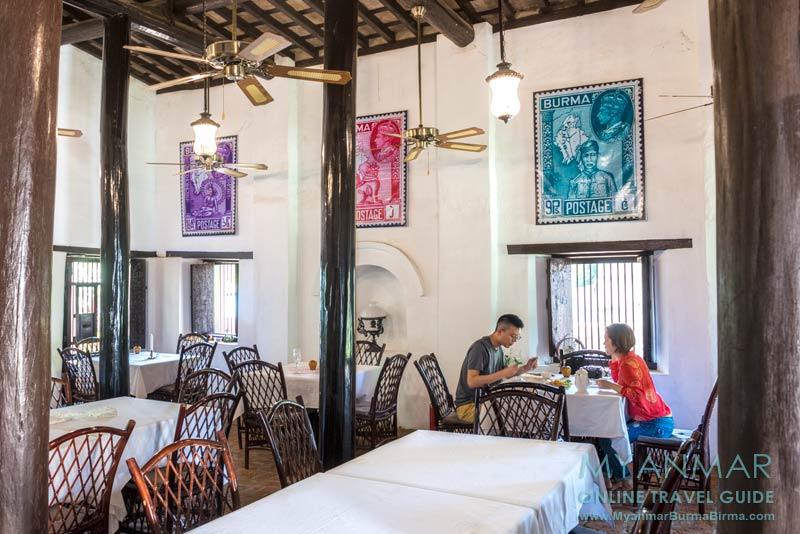 Myanmar Reisetipps | Sale | The Stamp - Restaurant und Bar
