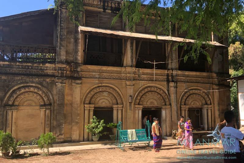 Myanmar Reisetipps | Sale | Haus vom Kaufmann U Pho Kyi und seiner Frau Daw Shwe Thet