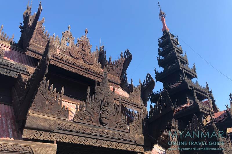 Myanmar Reisetipps | Sale | Yoke Sone Kyaung