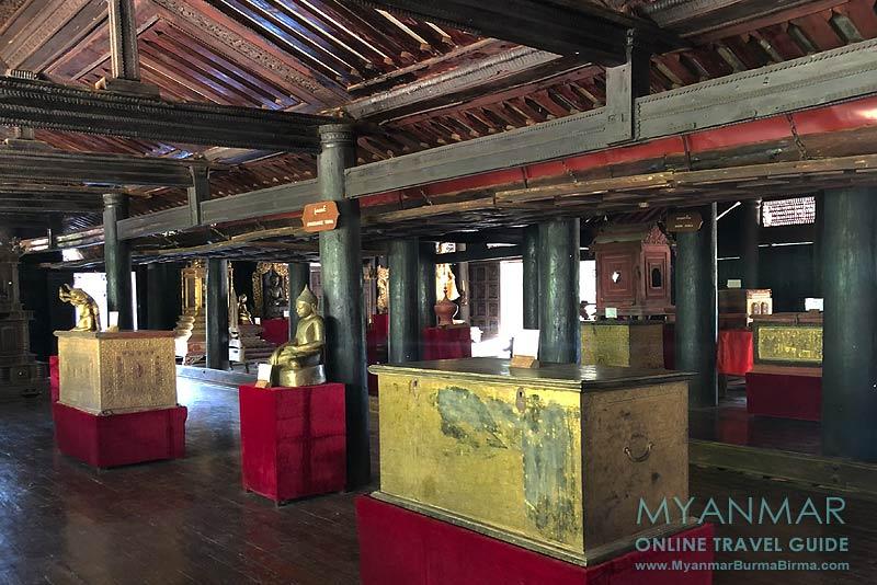 Myanmar Reisetipps | Sale | Salay Archaeological Museum