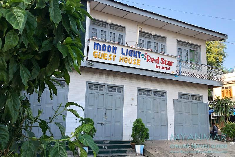 Myanmar Reisetipps | Thazi | Moon Light Guest House