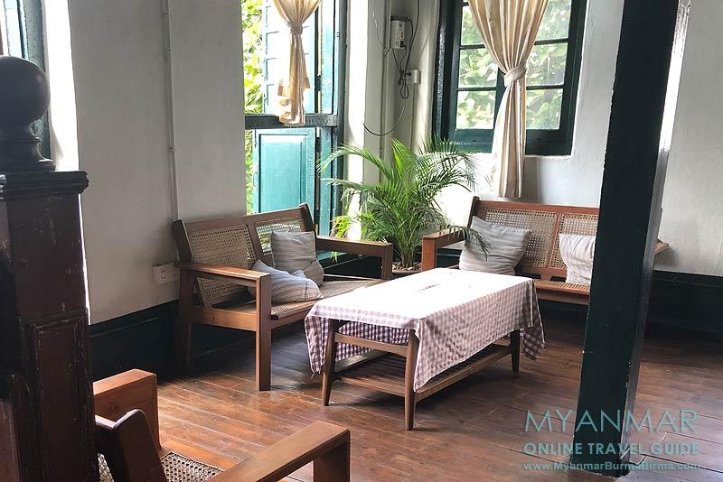 Myanmar Reisetipps | Yangon | 501 Merchant Bed & Breakfast