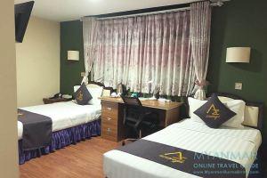 Myanmar Reisetipps | Yangon | Azumaya Hotel