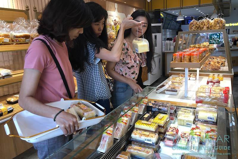 Myanmar Reisetipps | Yangon | Fudo Bakery & Cafe