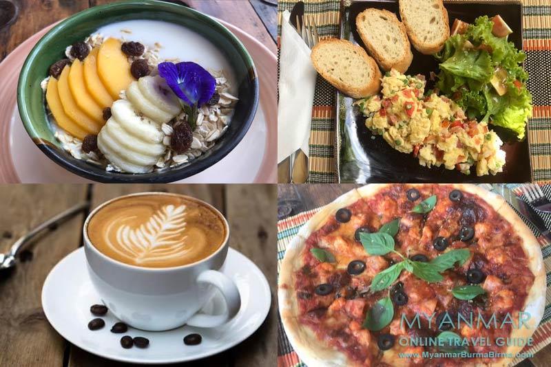 Myanmar Reisetipps   Dawei   Old House Café