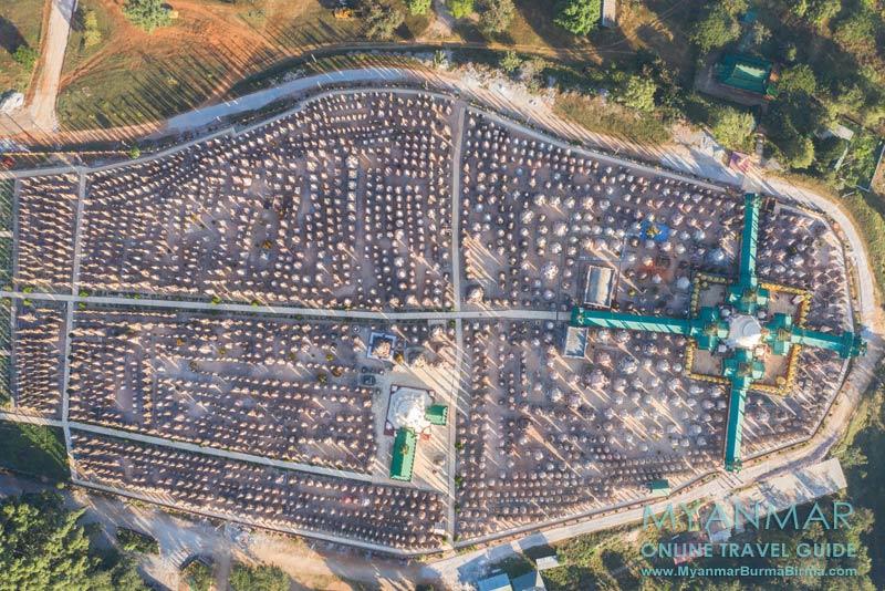 Myanmar Reisetipps | Kakku | Pagodenfeld | Foto: Hlaing Konn Hotel