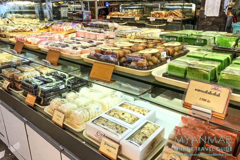 Myanmar Reisetipps | Meiktila | Champion Bakery