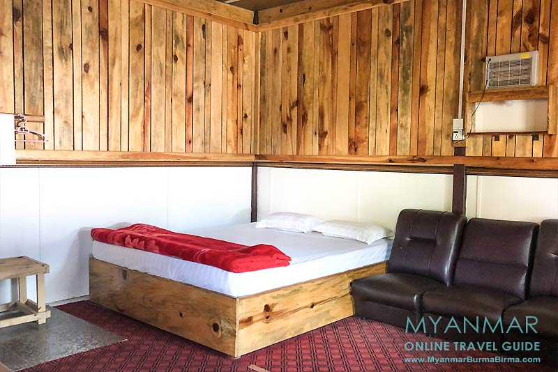 Myanmar Reisetipps | Pinlaung | Hotel Pin Laung Resort