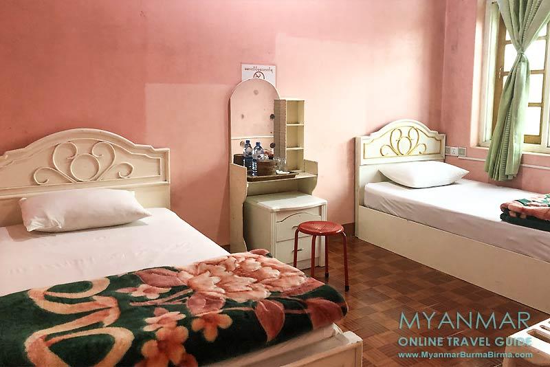 Myanmar Reisetipps | Pinlaung | Wine Wine Lae Motel
