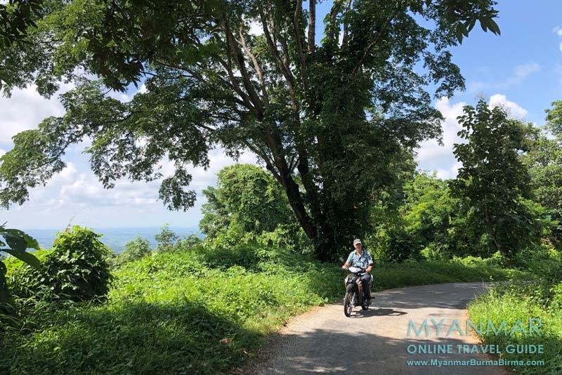 Myanmar Reisetipps | Thandaunggyi | Anfahrt nach Thandaunggyi