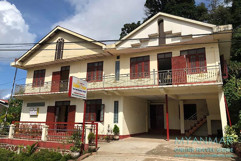Myanmar Reisetipps | Thandaunggyi | Golden Crown Bed & Breakfast