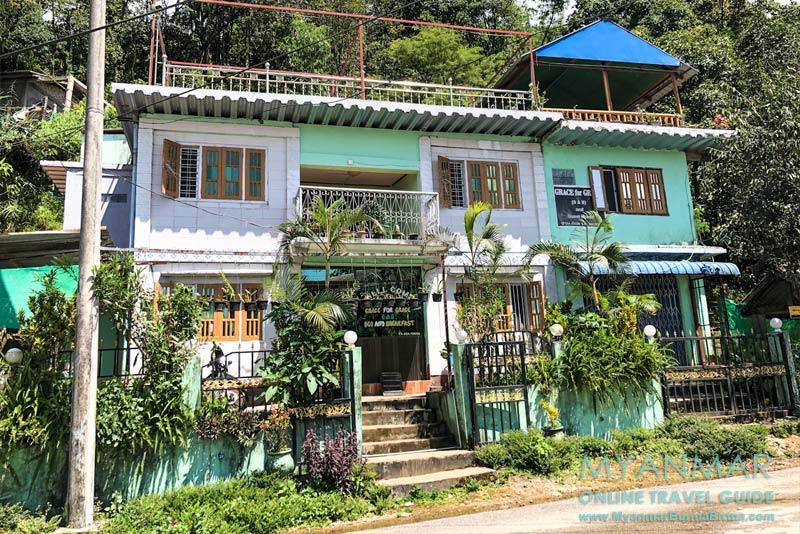 Myanmar Reisetipps | Thandaunggyi | Grace for Grace Bed & Breakfast