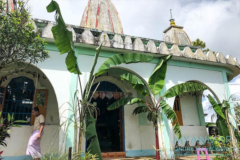 Myanmar Reisetipps | Thandaunggyi | Hindu-Tempel Shri Durga Devi