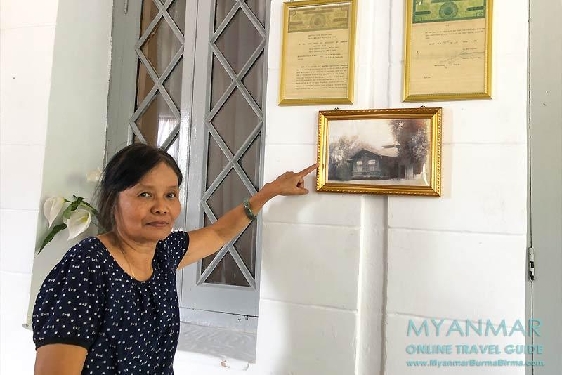 Myanmar Reisetipps | Thandaunggyi | Besitzerin Naw Hser Gay vom I Wish Bed & Breakfast