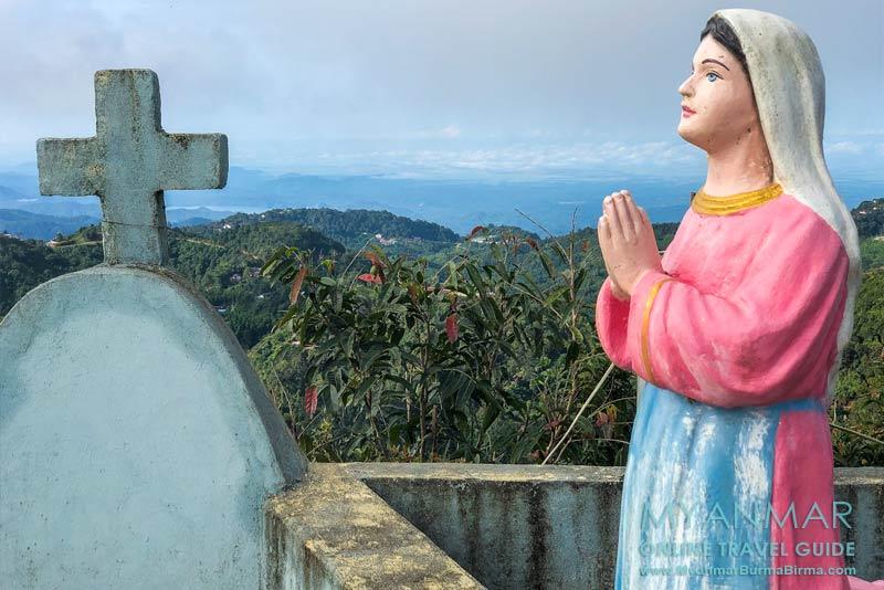 Myanmar Reisetipps | Thandaunggyi | Karen New Year Hill