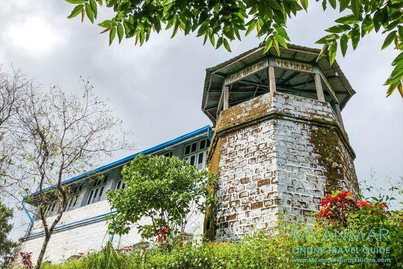 Myanmar Reisetipps | Thandaunggyi | Old British Fort