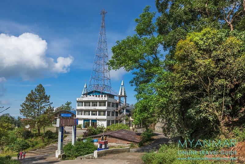 Myanmar Reisetipps | Thandaunggyi | Zion Baptist Church