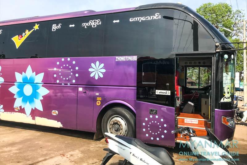 Myanmar Reisetipps   Dawei   Busstation Dawei