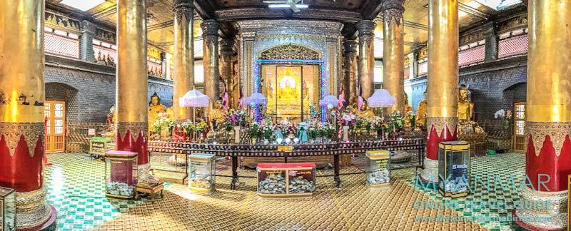 Myanmar Reisetipps   Dawei   Shin Mothi Htee ist eine der neun Shin-Pagoden