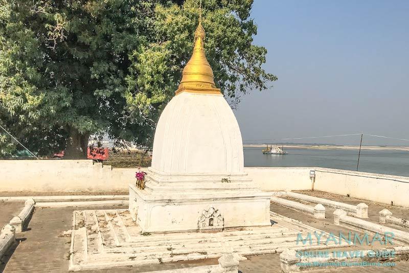 Myanmar Reisetipps | Umgebung von Mandalay | Mingun | Modell der Mingun-Pagode