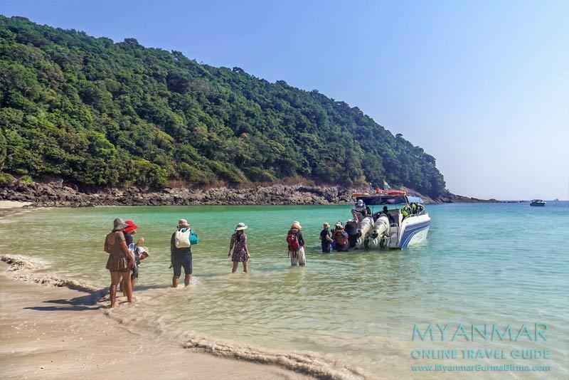 Myanmar Reisetipps | Myeik | Mit Life Seeing Tours durchs Mergui Archipel | Foto: Manfred Pohl