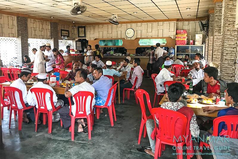 Myanmar Reisetipps | Myeik | Restaurant No. 1