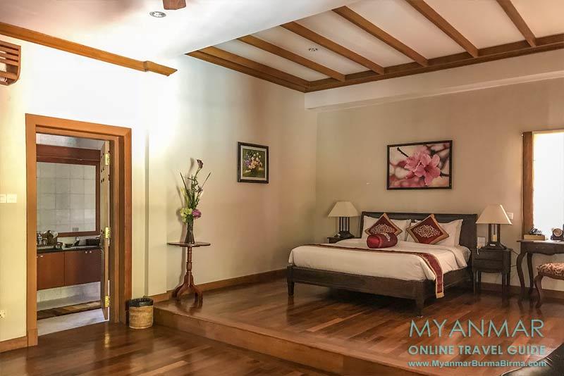 Myanmar Reisetipps | Pyin U Lwin | Bungalow im Aureum Palace Hotel & Resort