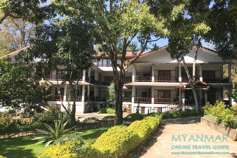 Myanmar Reisetipps | Pyin U Lwin | Hotel Akimomi