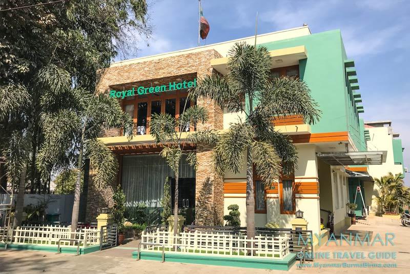 Myanmar Reisetipps | Pyin U Lwin | Royal Green Hotel